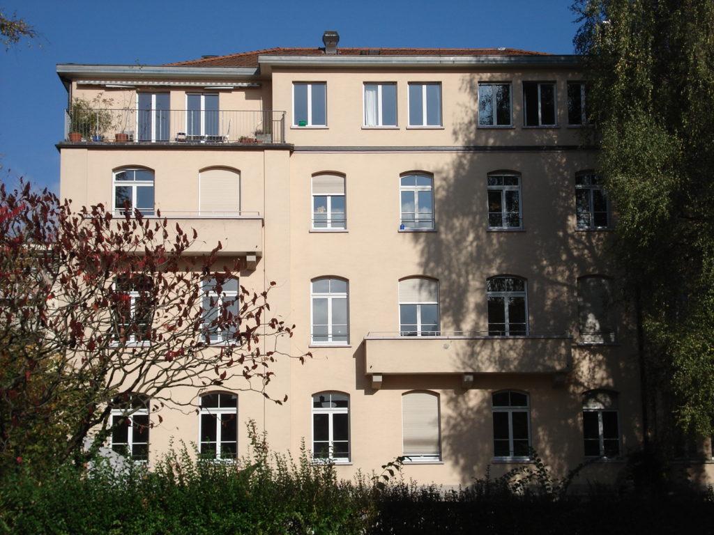 sgf Bern- Haus Fischerweg