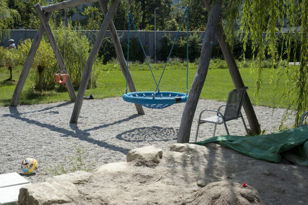 sgf Bern - Kita burgunder - Spielplatz